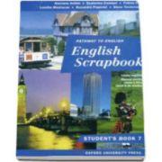 English scrapbook student s book - Manual pentru clasa a VII-a (anul 6 de studiu)