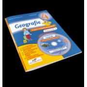 Geografie. Caiet multifunctional pentru clasa a IV-a + Manual digital