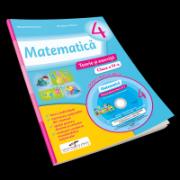 Matematica. Teorie si exercitii. Clasa a IV-a + Manual digital