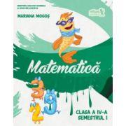 Matematică manual Clasa a IV-a Semestrul I+II (+CD)