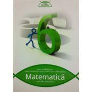 Matematică pentru clasa a VI-a. Semestrul I. Clubul Matematicienilor - 2016-2017