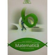 Matematică pentru clasa a VI-a. Semestrul II. Clubul Matematicienilor, 2016-2017