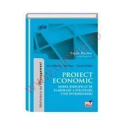 Proiect economic. Model simplificat de elaborare a strategiei unei intreprinderi