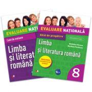 Evaluare nationala. Limba si literatura romana. Ghid de pregatire. Clasa a VIII-a - 2017