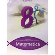 Matematica culegere pentru clasa a VIII-a - Clubul matematicienilor - Semestrul al II-lea (2016-2017)