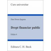 Drept financiar public. Editia 6