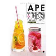 Ape detoxifiante & infuzii sanatoa