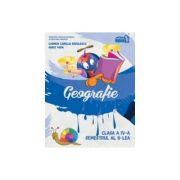 Geografie. Manual de clasa a IV-a, semestrul al II-lea