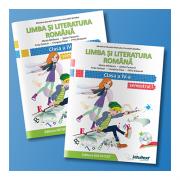Limba si literatura romana. Manual pentru clasa a IV-a - Semestrele I si II - Contine editia digitala (Mirela Mihaescu)