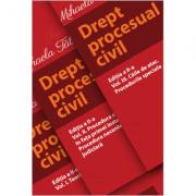 Pachet Drept procesual civil. Vol. I, II. III. Ediția a II-a, Mihaela Tarbarca 2017
