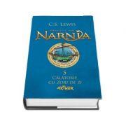 Cronicile din Narnia - Volumul V. Calatorie cu Zori de zi