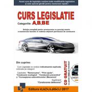 Curs Legislatie Rutiera - Categoriile: A, B, BE Editia 2017