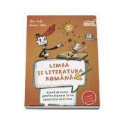 Limba si literatura romana. Caiet de lucru pentru clasa a IV-a Semestrul II (+Portofoliul de evaluare al elevului)