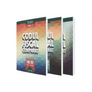 Codul Fiscal Comparat 2016-2017 - 3 Volume. Cod si norme (Contine si H. G. nr 284 din 4 mai 2017, norme)