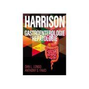 HARRISON. GASTROENTEROLOGIE SI HEPATOLOGIE 2017