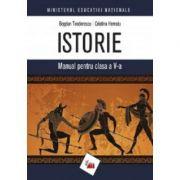 Manual de istorie pentru clasa a V-a (Bogdan Teodorescu) 2017
