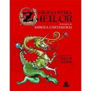 Enciclopedia zmeilor - Mircea Cartarescu ( Cartonat)