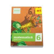 Esential Matematica clasa a VI-a. Partea a II-a: 2017- 2018