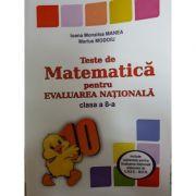 Teste de Matematica pentru Evaluarea Nationala clasa a 8-a ( Puisor) 2018