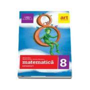 Matematica culegere pentru clasa a VIII-a, semestrul I - Clubul matematicienilor 2017-2018