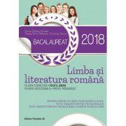 BACALAUREAT 2018. LIMBA ȘI LITERATURA ROMÂNĂ. PROFIL UMAN. 110 TESTE DUPĂ MODELUL M. E. N. (30 DE VARIANTE PENTRU PROBA ORALĂ ȘI 80 DE VARIANTE PENTRU PROBA SCRISĂ)