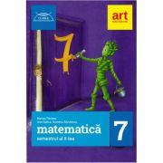 Matematică pentru clasa a VII-a. Semestrul II. Clubul Matematicienilor 2017-2018