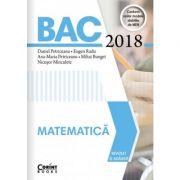 Bacalaureat 2018 - Matematică ( Daniel Petriceanu )