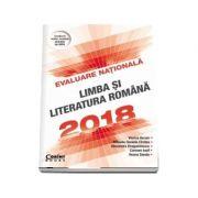 Evaluare nationala 2018. Limba si literatura romana - Conform noilor modele stabilite de MEN - Viorica Avram