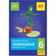 MATEMATICĂ pentru clasa a VI-a. Semestrul al II-lea. Clubul Matematicienilor- 2018