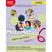 Matematică. Algebră, geometrie. Caiet de lucru. Clasa a 6-a. Partea a II-a. CONSOLIDARE 2018 ( Noua Mate 2000+)