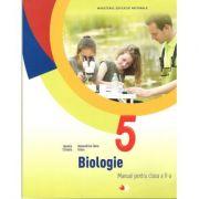 Biologie. Manual pentru clasa a V-a +CD