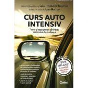 CURS AUTO INTENSIV 2018 Teorie si teste pentru obtinerea permisului de conducere