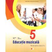 Educație muzicala. Manual pentru clasa a V-a + CD ( Florentina Chifu)