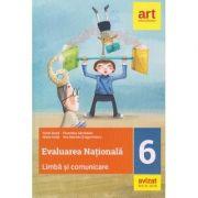 Evaluare Nationala 2018. Limba si comunicare Clasa a VI-a ( Florin Ionita, Avizat 2018)