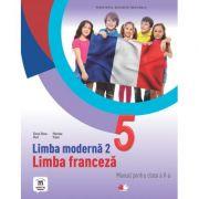Limba modernă 2 - Limba franceză +CD