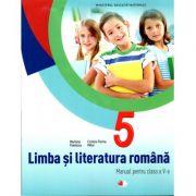 Limba și literatura română. Manual pentru clasa a 5-a +CD. Marilena Pavelescu