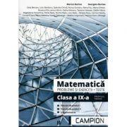 MATEMATICA - PROBLEME, EXERCITII SI TESTE - CLASA A IX-A (PROFILUL TEHNIC)