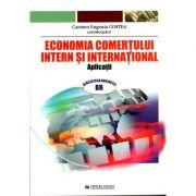 Economia comertului intern si international. Aplicatii.