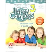 Happy Campers 3 Student's Book + Workbook