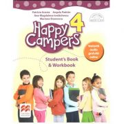 Happy Campers 4 Student 's Book +Workbook