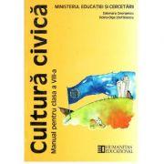 Cultură civică. Manual pentru clasa a VIII-a de Dakmara Georgescu, Doina-Olga Ştefănescu