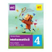 Noua culegere de matematică pentru clasa a IV-a. Exerciţii, probleme, jocuri
