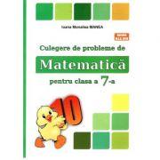 PUISOR 2018 - Culegere de probleme de matematica pentru clasa a VII-a - Conform cu programa 2018- 2019 ( Editia a 23- a)