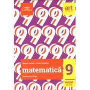 Matematica pentru clasa a IX -a, semestrul II (Clubul Matematicienilor) 2018