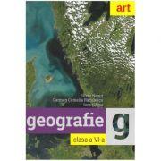 GEOGRAFIE, manual pentru clasa a VI-a (Silviu Negut)