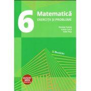 Matematica. Exercitii si probleme pentru clasa a VI-a (Editia a 3-a, revizuita 2018) - Nicolae Sanda