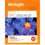 Bacalaureat 2019 Biologie 70 de teste - Anatomie si fiziologie umana. Genetica si ecologie umana, clasele XI-XII-