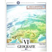 Geografie - manual pentru clasa a VI-a ( MIHAELA CORNELIA FISCUTEAN)
