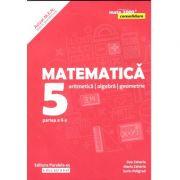 Matematica 2019 Consolidare - Algebra, Geometrie - Clasa A V-A - Semestrul II - Avizat M. E. N.