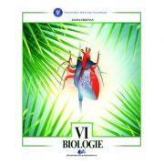 Biologie, Manual pentru clasa a VI-a, Elena Crocnan